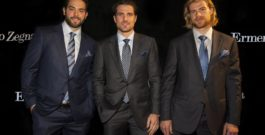 Top 10 Best Dressed Male Athletes