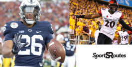 Workhorse or Pony? : Top Running Back Prospects of 2018 NFL Draft